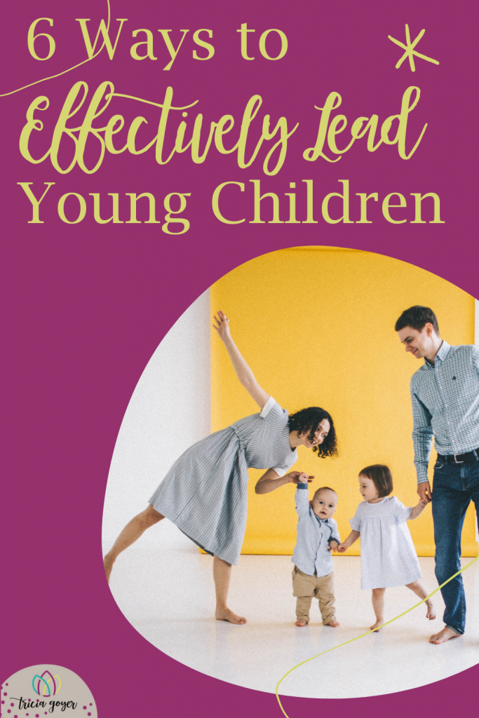 What does it mean for a parent to effectively lead a family with young children? The answer to that question has come to me through years of trial and error (mostly error). As a young mom, I didn't give leadership much thought — I was just trying to get through the day. But as my kids grew beyond the toddler years, I realized something important: Kids do what they see. They believe what is prioritized at home. That meant I was a leader whether I liked it or not. Read more...