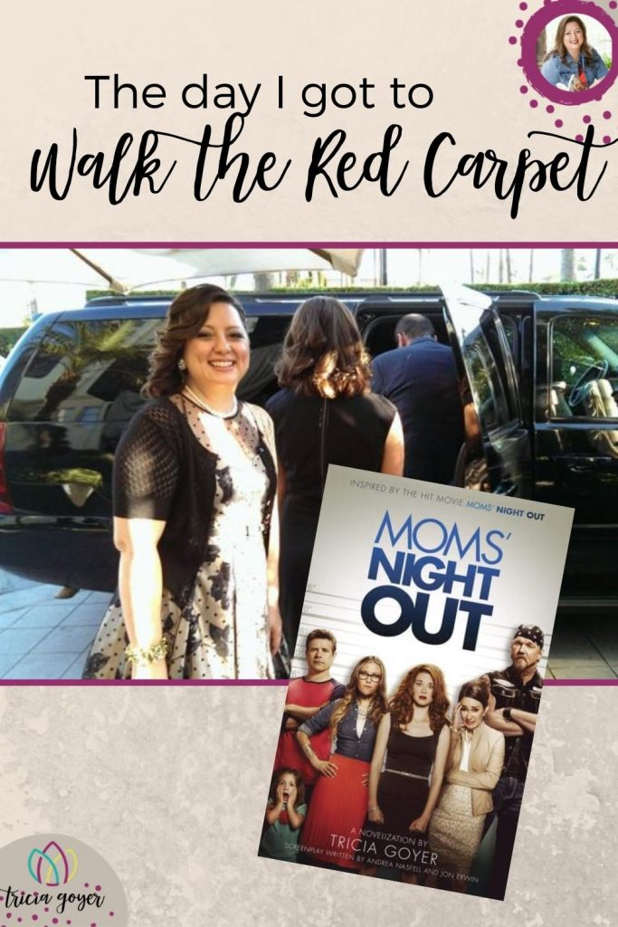 Do you have a dream that you don't dwell on long because the idea of it coming true seems so unattainable? I've had a dream like that. It's seeing one of my novels make it to the big screen, and that happened! Today I want to share Five Things I have Learned from Writing Moms' Night Out.