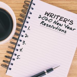 Writer's 2020 Resolutions