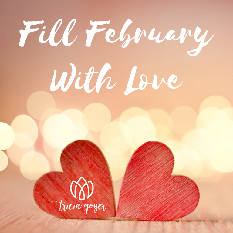 Fill February With Love