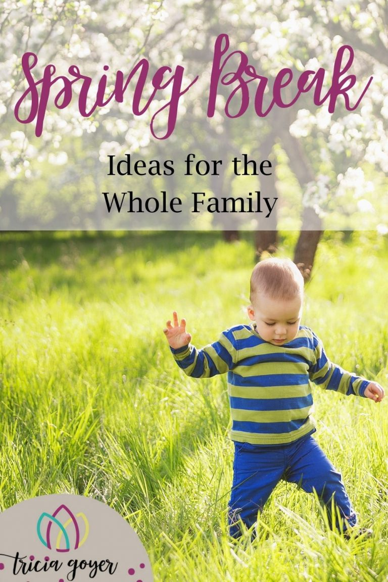 Spring Break Ideas for the Family
