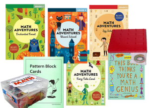 Less Mathy Math Bundle