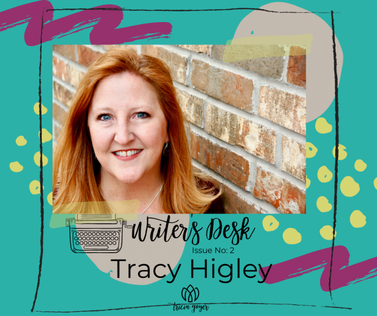 Writer's Desk: Tracy. Tracy shares her 3 tips for researching on-site for your novel! Enjoy!