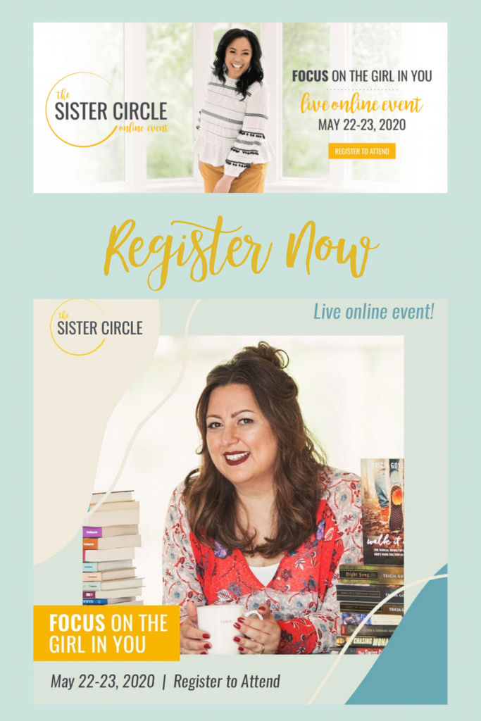 Are you free Friday, May 22? I have some really exciting news! ​ My friend Chrystal Evans Hurst is getting her sister circle together to help you take time to nourish your soul, challenge your mind, and choose to live! And… I'm joining her!