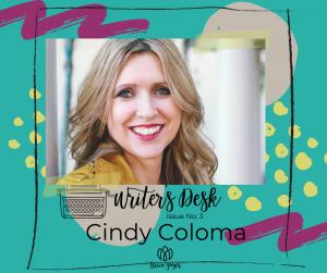 writers wednesday - in blog post life-impacting testimony