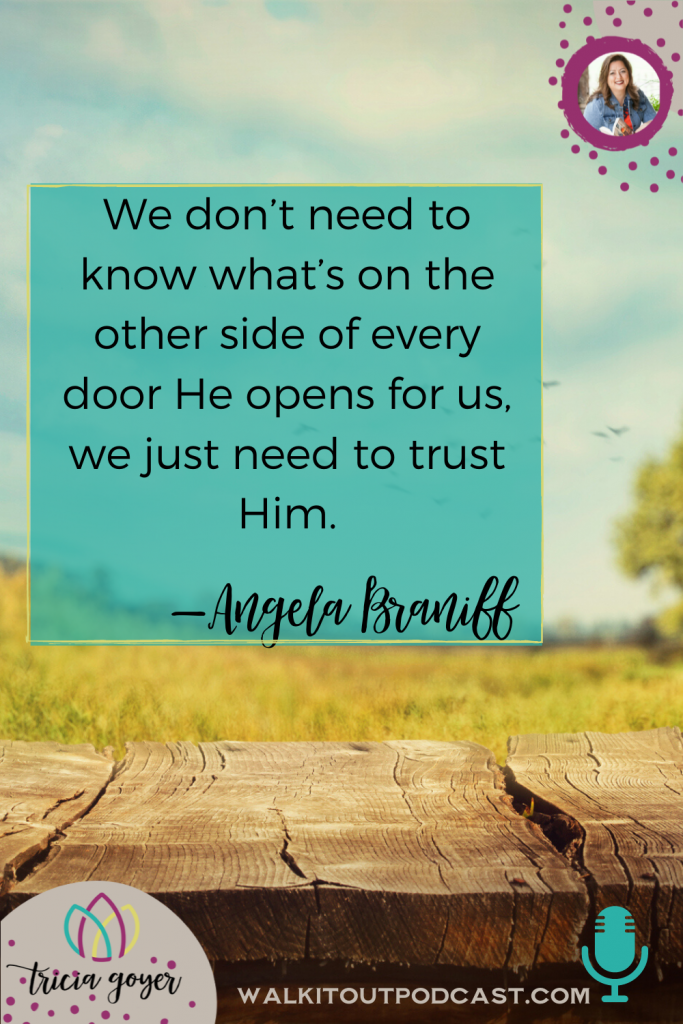 On this week's episode of WIO Angela Braniff and I are talking all things adoption. My heart is in adoption and I love this episode! Enjoy!