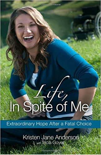 Life, In Spite of Me By Tricia Goyer
