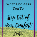 """I have no doubt that everything changed one quiet, early morning in 1999—the morning I knew God was saying """"Step out of your comfort zone."""""""