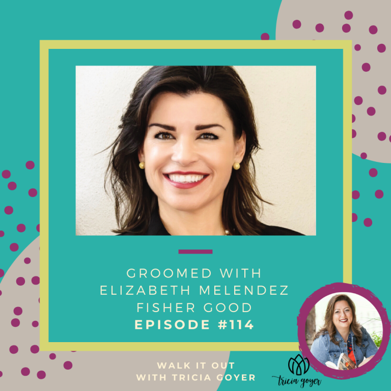 On today's episode of WIO I chatted with Elizabeth Melendez Fisher Good. What can God do with shattered, broken hearts? Listen in and find out! You're going to love this episode!
