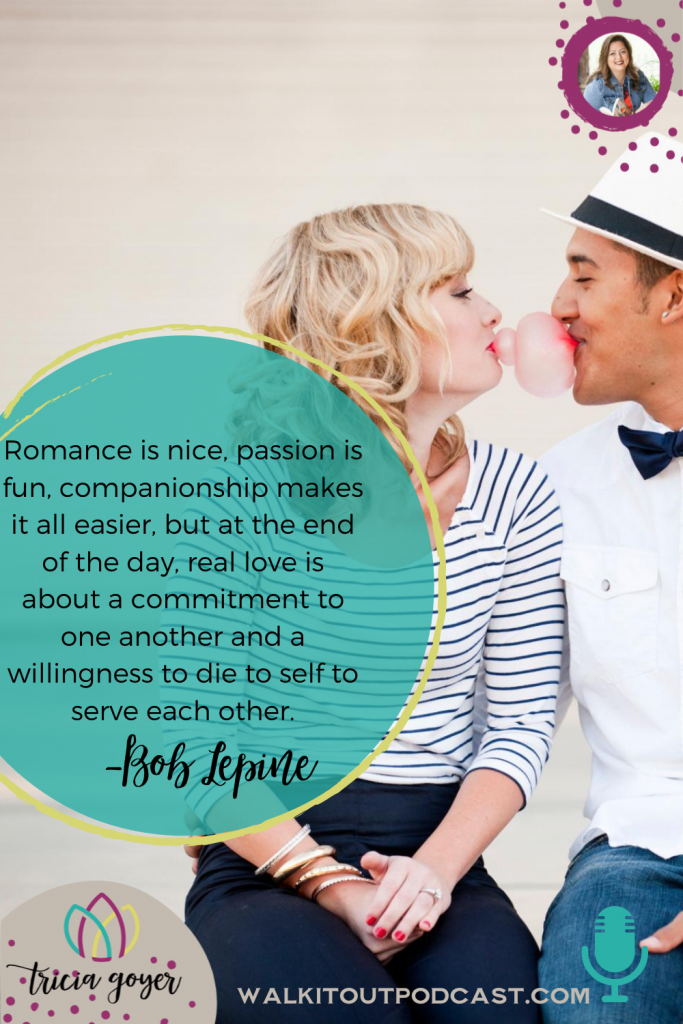 On this week's episode, I'm chatting marriage and relationships with Bob Lepine. I loved our chat so much wisdom! Enjoy!