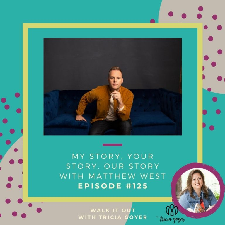 In this episode of Walk it Out I'm super excited to chat with Grammy Award Winner Matthew West about his music and his new podcast, The Matthew West Podcast. Enjoy!
