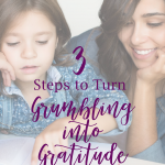 Tricia Goyer Shares 3 Ways to Turn Grumbling into Gratitude in Your Homeschool