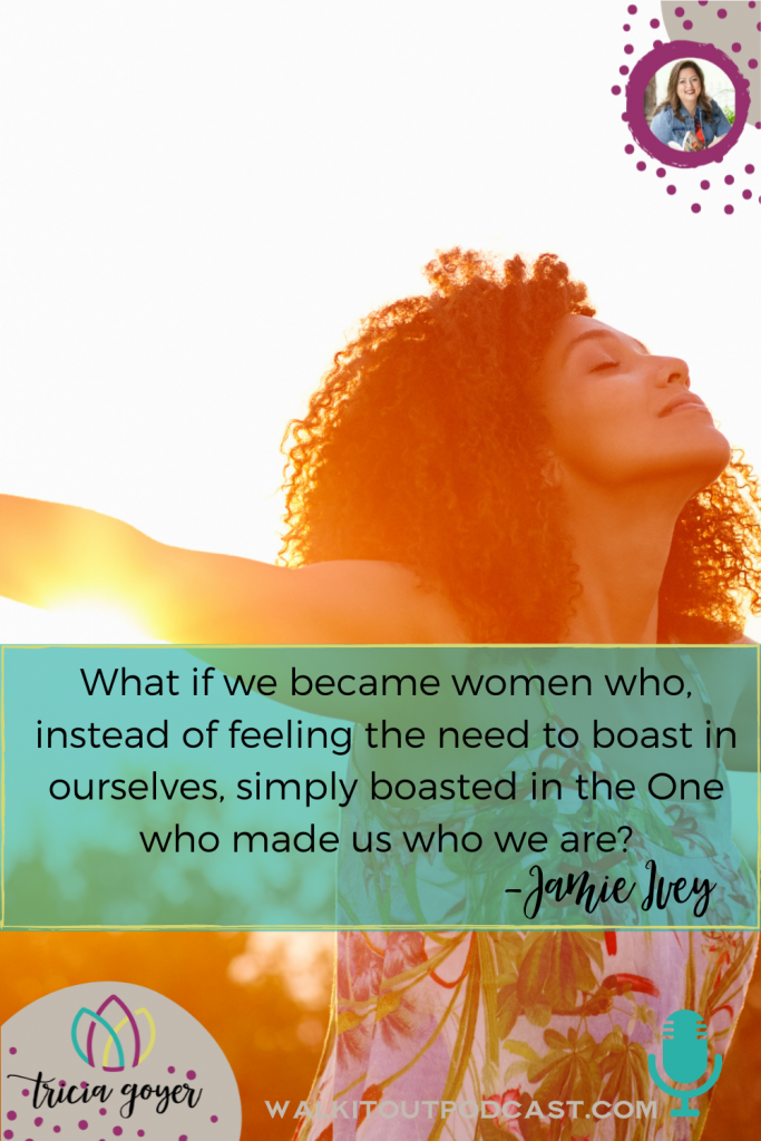 WIO #130: You Be You with Jamie Ivey. I'm so excited to chat with one of my favorite podcasters on today's episode. Be sure to grab a copy of her new book! Enjoy our chat.