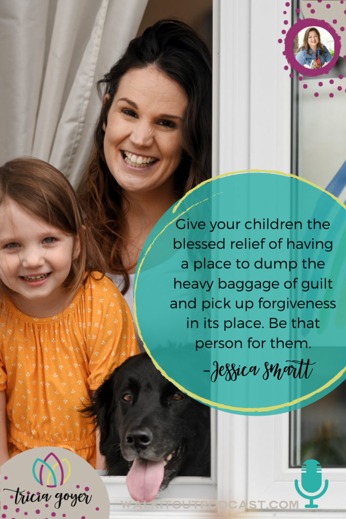WIO #133: Let Them Be Kids with Jessica Smartt. Such a great interview with Jessica on our kids and letting them be kids. You're going to be inspired by this podcast!