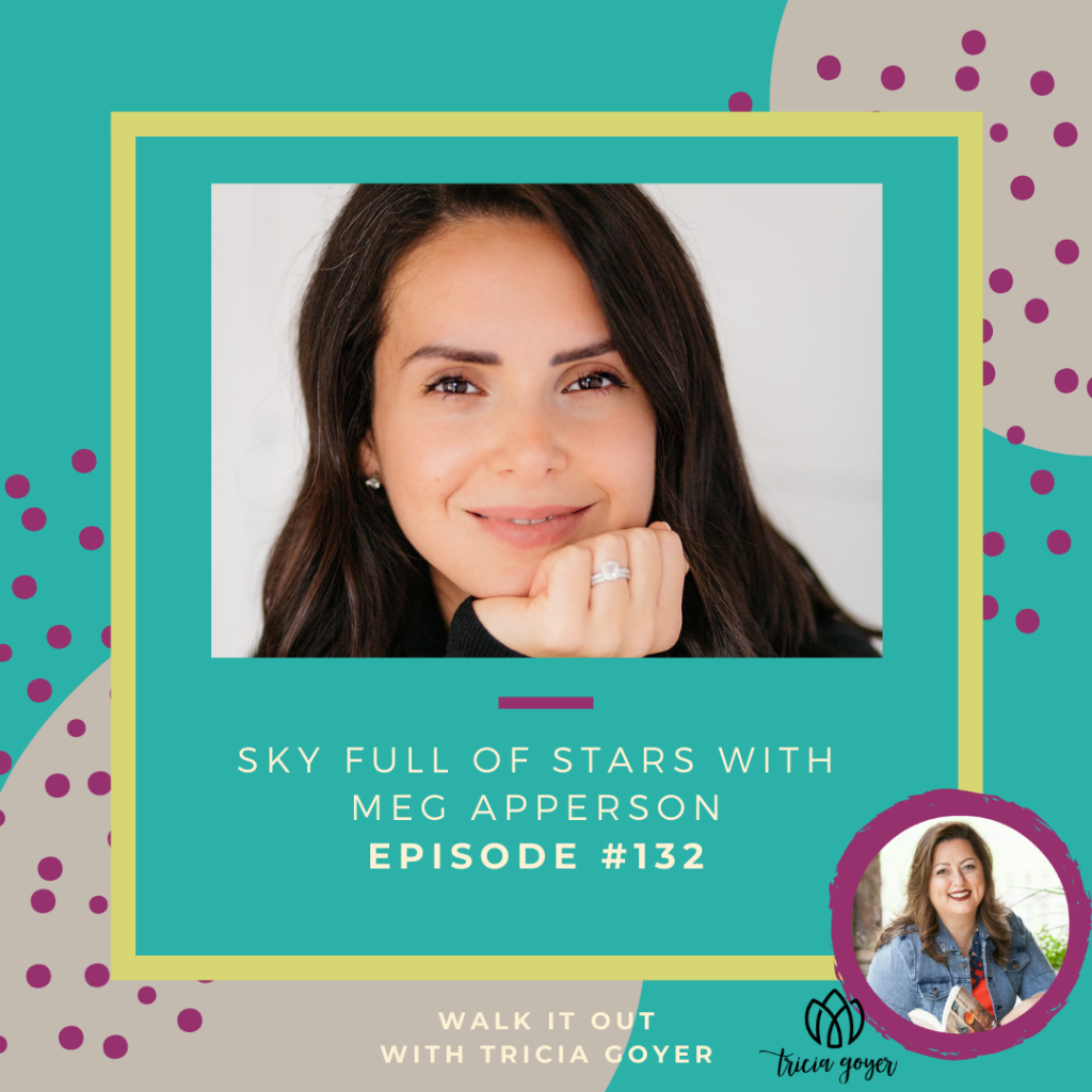 WIO 132 with Meg Apperson. Do you trust God? On today's episode, we chat about what it really means to trust God. You are going to be so encouraged! Enjoy!