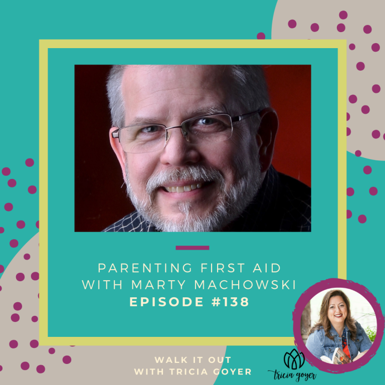 WIO #138: Parenting First Aid with Marty Machowski. Today we're talking all things parenting with Marty Machowski. I know you will enjoy!