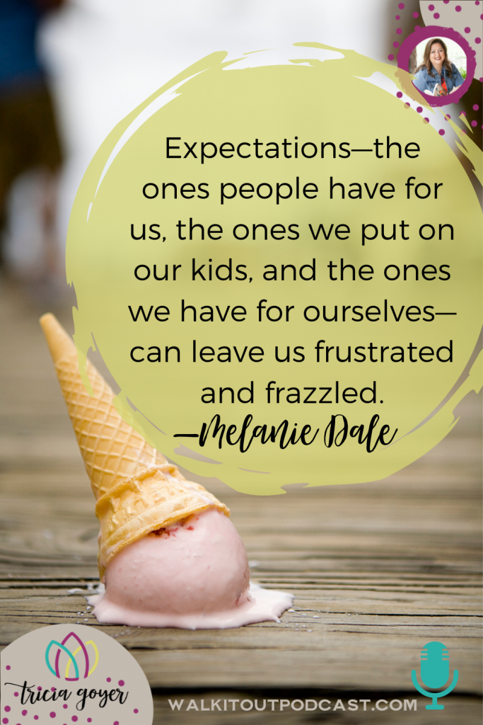 WIO #144 Calm the Heck Down with Melanie Dale. If you need a little inspiration in your parenting, you'll want to listen in! Enjoy!