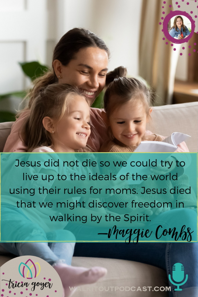 WIO #150 Is parenting sucking you dry? You are going to love this episode with Maggie Combs! Enjoy!