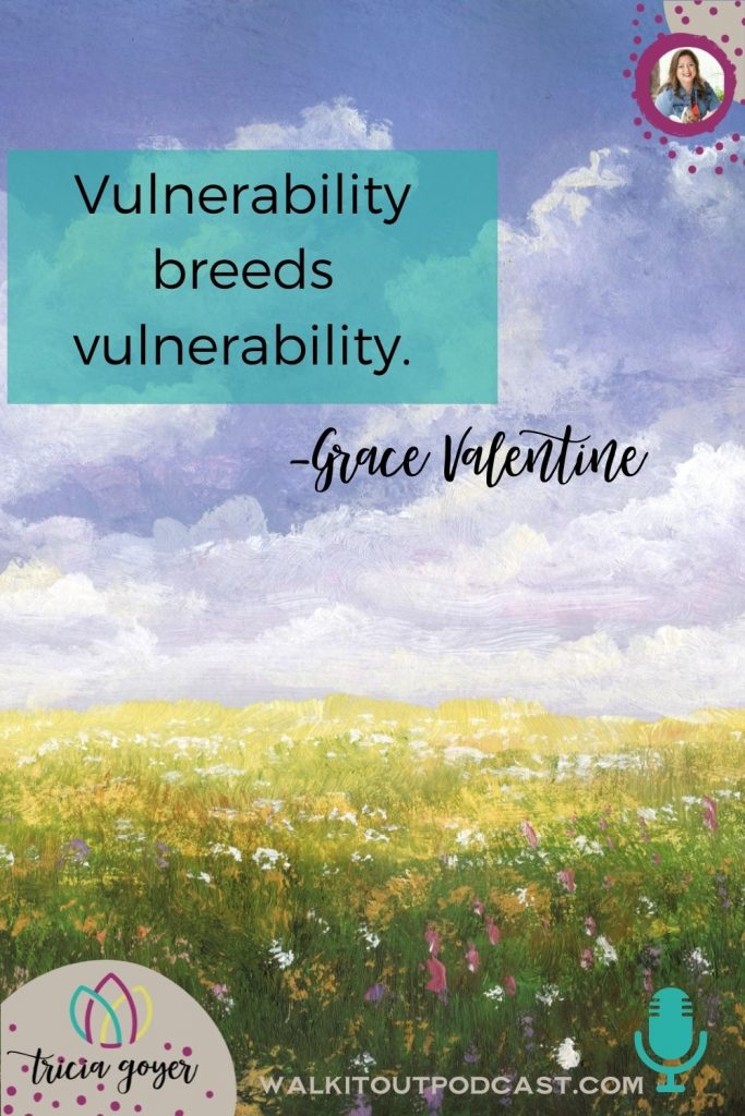 #WIO #66 Is It Just Me? With Grace Valentine. If you have young girls in your life, they need to listen to this episode! Grace so encouraging and a great role model. They are going to love this episode!
