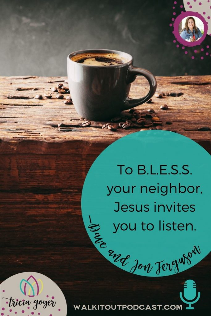 WIO 167 How Loving Your Neighbor Changes the World. You can change the world just by loving your neighbor. I loved chatting with Jon and Dave! You are going to be inspired by this episode!